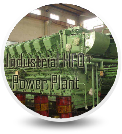 Industrial Powerplant & DG Set
